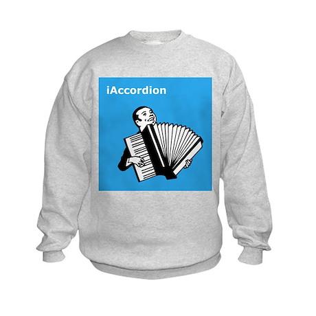 iAccordion Kids Sweatshirt