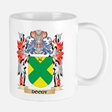 Doody Coat of Arms - Family Crest Mugs