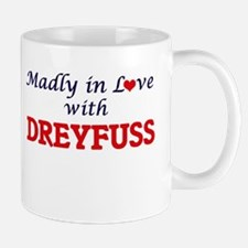 Madly in love with Dreyfuss Mugs