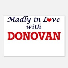 Madly in love with Donova Postcards (Package of 8)