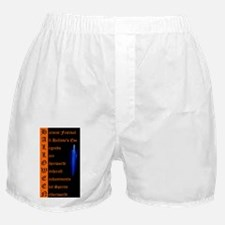 Funny All hallow%27s eve Boxer Shorts