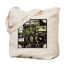 space monkey Tote Bag: double sided