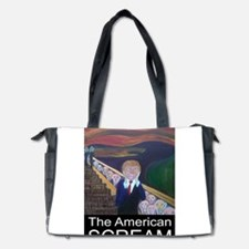 The American Scream Diaper Bag