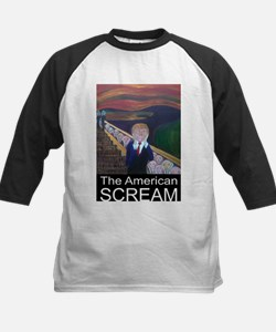 The American Scream Baseball Jersey