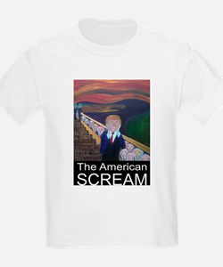 The American Scream T-Shirt