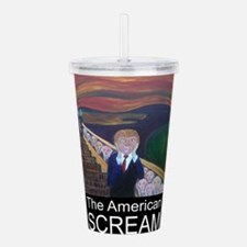 The American Scream Acrylic Double-wall Tumbler