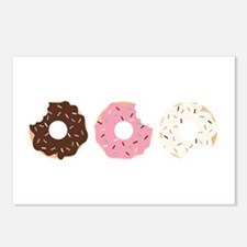 Donut Border Postcards (Package of 8)