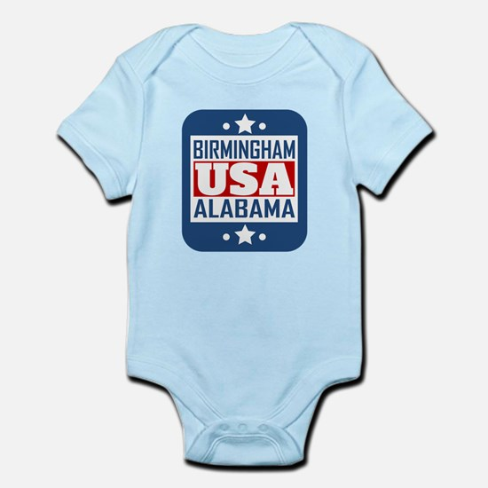 Birmingham Alabama USA Body Suit