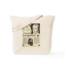 Funny Niccolo Tote Bag