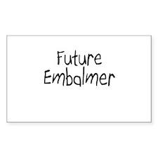 Future Embalmer Rectangle Decal