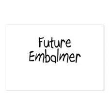 Future Embalmer Postcards (Package of 8)