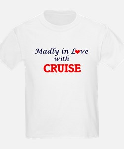 Madly in love with Cruise T-Shirt