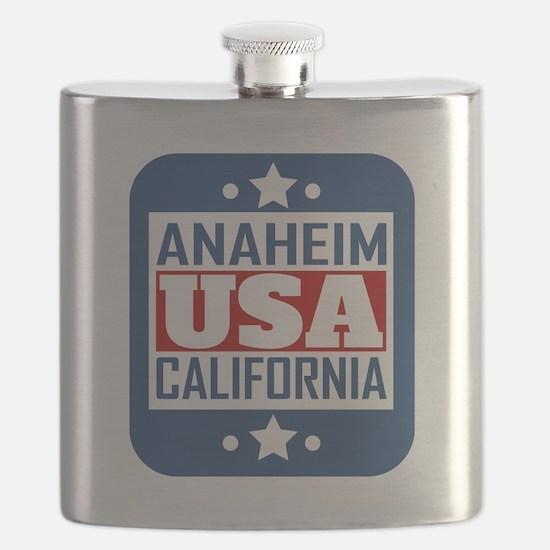 Anaheim California USA Flask