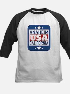 Anaheim California USA Baseball Jersey