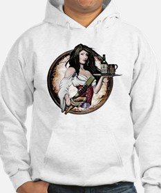 Funny Wench Hoodie