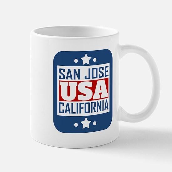San Jose California USA Mugs