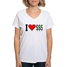 I Love Money (design) Shirt