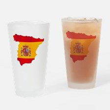 Unique Spain Drinking Glass