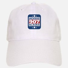 907 Anchorage AK Area Code Baseball Baseball Baseball Cap