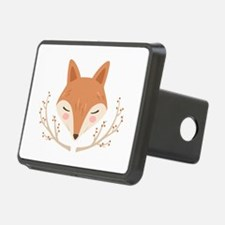 Fox Face Hitch Cover