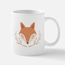 Fox Face Mugs