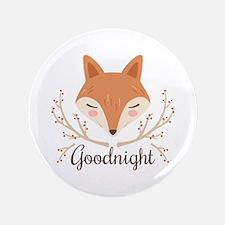 Goodnight Fox Button