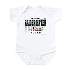 Faiders on the Move Infant Bodysuit