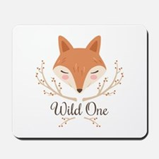 Wild One Mousepad