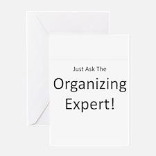 Organizing Expert Greeting Cards