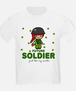 Future Soldier like Auntie T-Shirt
