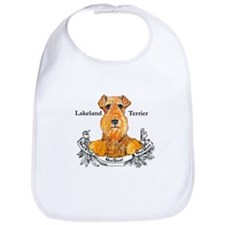 Lakeland Terrier Dog Banner Bib