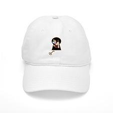 Keyhole Cuties #3 - Baseball Cap