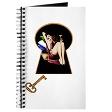 Keyhole Cuties #3 - Journal