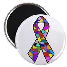 DID/MPD Awareness Ribbon Magnet