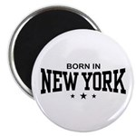Born In New York Magnet