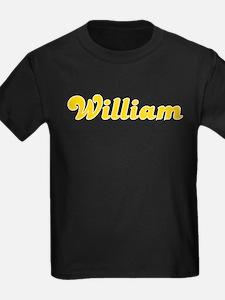William Fancy (Gold) T