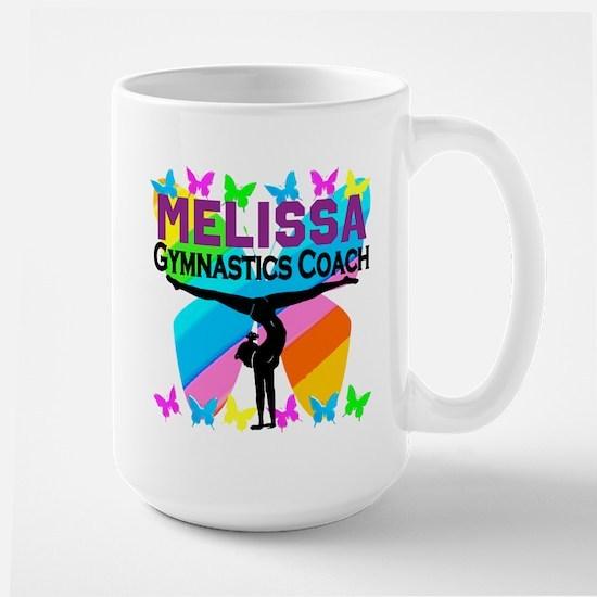 GYMNAST COACH Large Mug