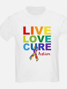 Live Love Cure AUT T-Shirt