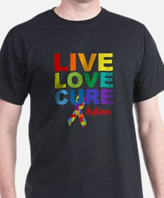 Live Love Cure AUT T-Shirt