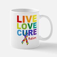 Live Love Cure AUT Mug
