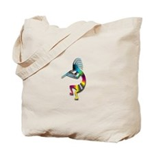 One Kokopelli #65 Tote Bag