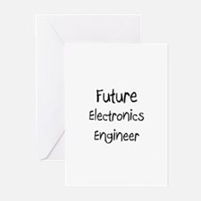 Future Electronics Engineer Greeting Cards (Pk of