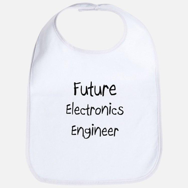 Future Electronics Engineer Bib