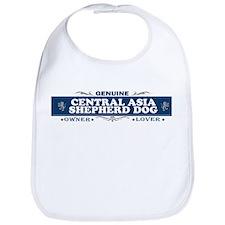CENTRAL ASIA SHEPHERD DOG Bib