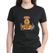 Lakeland Terrier Dog Banner Tee