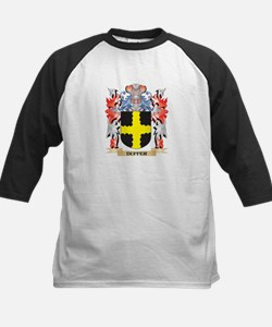 Duffer Coat of Arms - Family Crest Baseball Jersey