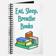 Eat Sleep Breathe Books Journal