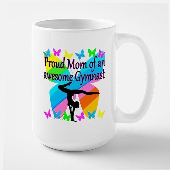 GYMNAST MOM Large Mug