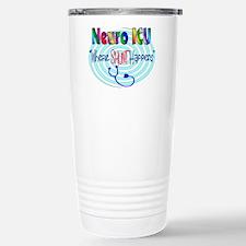 Funny Icu nursing Travel Mug
