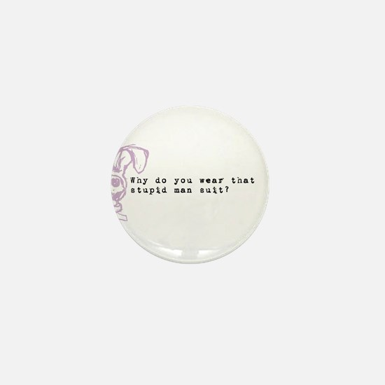 Cute Donnie darko Mini Button